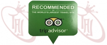 TRIP ADVISOR RECOMMENDS US